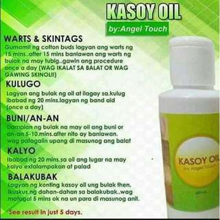 Original Kasoy Oil - Herbal