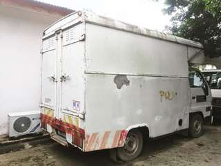 Lorry Rigid/Kotak