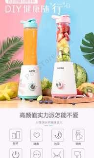 小型便携式榨果汁机Multi-function mini small portable fruit juicer