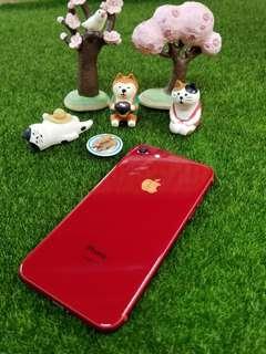 🚚 iPhone8 64限量紅 ,i8 64 【可舊機貼換】