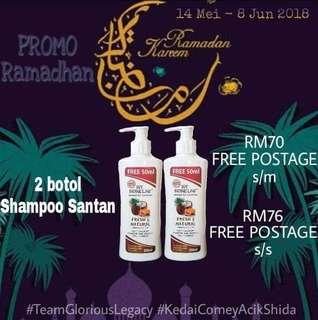 Shampoo Santan Ramadhan Promo