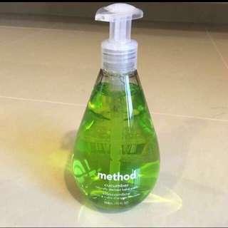 Method Hand Wash Gel (Cucumber)