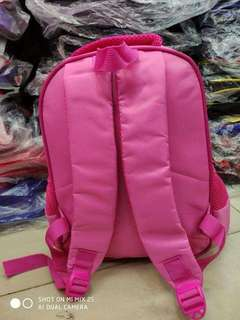 School bag pack😊 size 13 inches