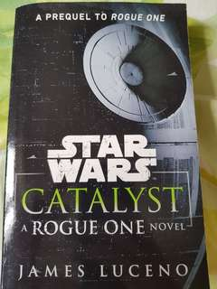 Star wars catalyst rogue one novel