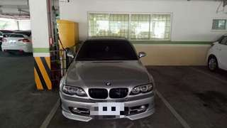 售售2000年 bmw 328i 銀色黑內裝 售15萬8