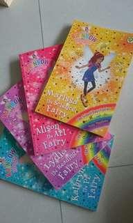Rainbow Magic - The School Days Fairies