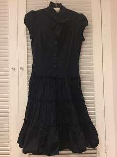 🚚 iRoo蛋糕裙洋裝