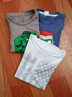 Bundle Tee Shirts(2t)