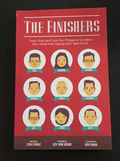 The Finishers - Book