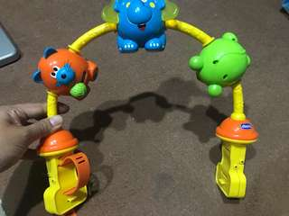 Dancing Animal Arch for stroller