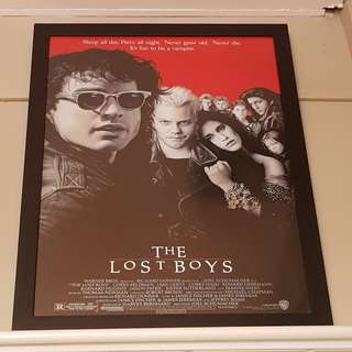 The Lost Boys Frame