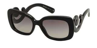 PRADA Baroque sunglasses - Black