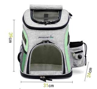 Quality Breathable Pet Carrier