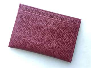 Chanel vintage cardholder,95% new