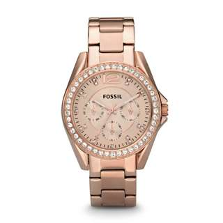 [SALE] Fossil Watch Women - Rose Gold