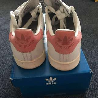 ADIDAS STAN SMITH PINK RAY ROSE GOLD