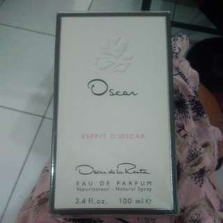 Oscar de la renta esprit d'oscar eau de parfum 100 ml