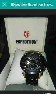 Expedition black rose
