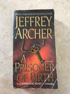 A prisoner of birth ( Jeffrey Archer )