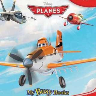 Buku Anak MY BUSY BOOK PLANES