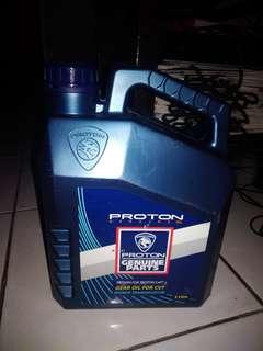 CVT proton