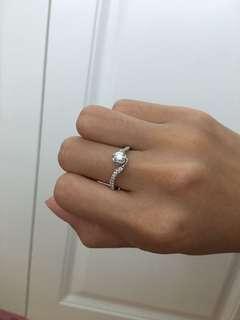 Forevermark 鑽石戒指