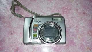 Nikon Coolpix L1 數碼相機 Digital Camera