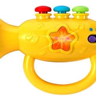 Mainan Bayi BABY MUSICIAN - TRUMPET