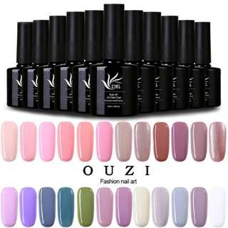🦋Pure Colors Gel Varnish Gel Nail Environmental Polish🦋