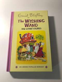 The Wishing Wand by Enid Blyton