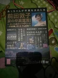 Dvd Original AKB48 in Saitama Super Arena 2012 (Maeda Atsuko pengumuman Graduation)