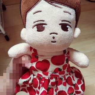 20cm Doll Dress