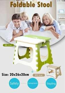 Foldable stool  Rm10 Pos sem rm8  Pm Wasap 0176725125