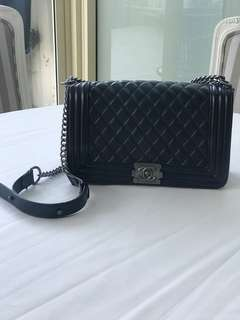 Chanel tomboy Bag