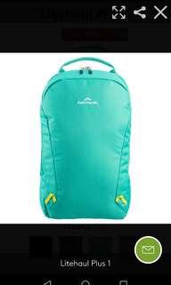 Kathmandu Backpack Litehaul Plus 1
