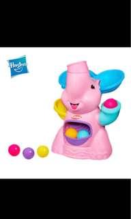 Pink Elephant Ball Popper - BNIB