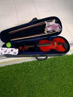 Kids Violin 1/2 size