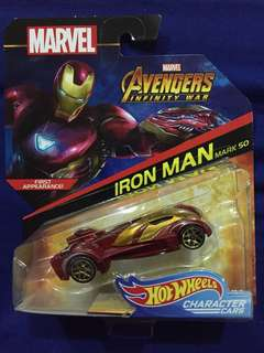 Hot Wheels Marvel Limited Edition