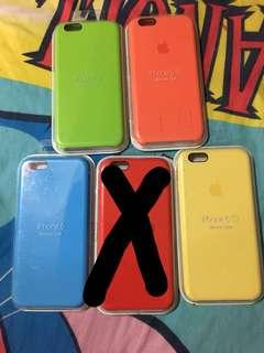原裝 iphone 6/6s silicone case