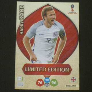 2018 World Cup Russia Panini Adrenalyn Limited Edition - Harry KANE