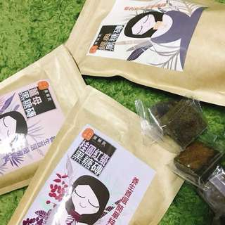 優植飲-養生黑糖磚