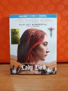USA Blu Ray Slipcase - Lady Bird