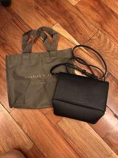 Charles & Keith small shoulder bag