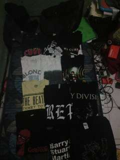 Baju band original