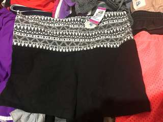 Shorts for Swimming black