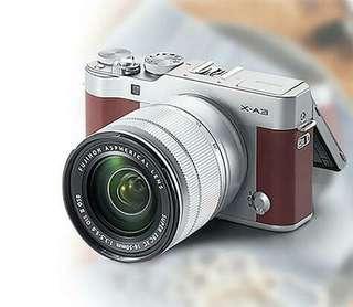 Kredit Fujifilm Xa3 free kamera Instax mini & Memory 16gb