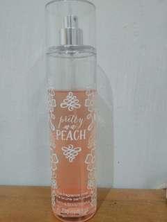 Bath and body works Pretty as a Peach