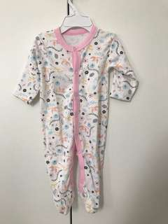 Libby sleeping suit - 3-6m