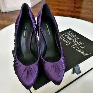 Stella Luna Purple Stilettos