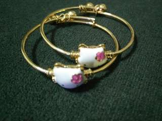 Bb bangle hello kitty